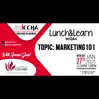 Lunch&Learn: Marketing 101
