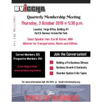 BVICCHA Quarterly Meeting