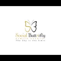Social Butterfly  - Tortola