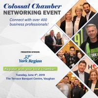 Colossal Chamber Networking Event