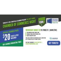 York9 FC  1st Annual Chamber of Commerce Night