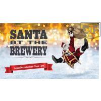 Santa at The Brewery