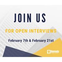 Open Interviews at Remedy Intelligent Staffing