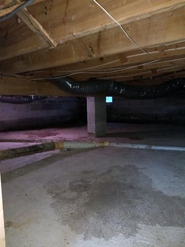 Crawlspace After