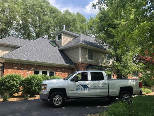 Chubb Rd Northville-CertainTeed NorthGate SBS Rubber Shingle