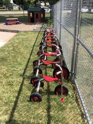 Preschool/Pre-K bicycles