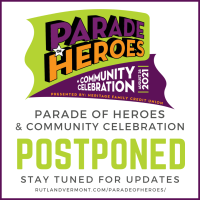 'Parade of Heroes + Community Celebration' Postponed to Later Date