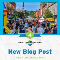 September Blog: Fruits of Labor Raffle