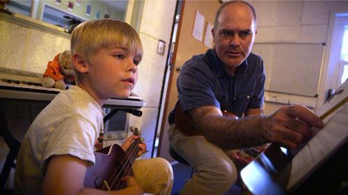 Kid's Ukulele Band