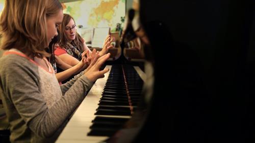 Piano Teams