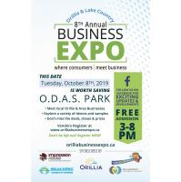 8th Annual Orillia & Lake Country Business Expo