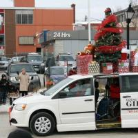 Orillia District Chamber of Commerce Santa Claus Parade