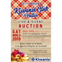40th Annual Kiwanis Auction