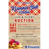 40th Annual Kiwanis Auction