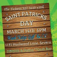 Saint Patrick's Day at Hawk Ridge Golf & CC