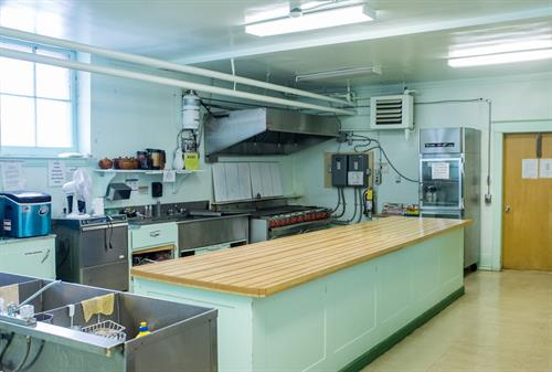 Our commercial kitchen is available for rental for all your cooking needs. Also home to Orillia Community Kitchen.