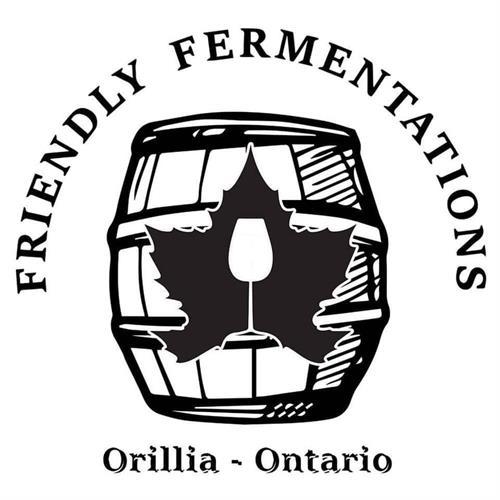 Friendly Fermentations Logo