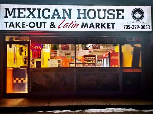 Mexican House 247 B west St N