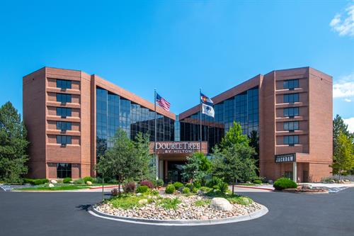 Welcome to DoubleTree by Hilton, Denver-Aurora