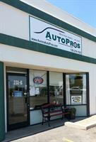 Aurora AutoPros store front - the cutest spot in the area!