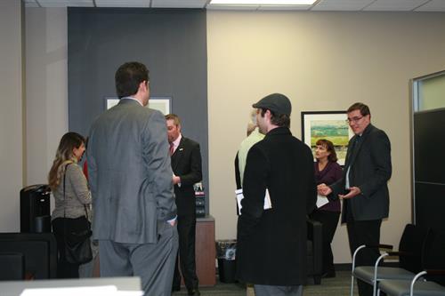 Meet & Greet with the Tax Advisors