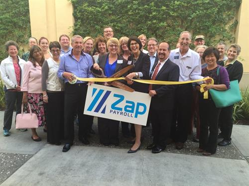 Alameda Chamber of Commerce Ribbon Cutting