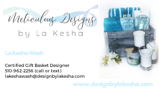Meticulous Designs by La Kesha