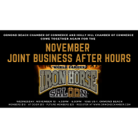 Joint After Hours: Iron Horse Saloon