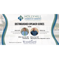 Distinguished Speaker Series: Holly Hill Economic Development
