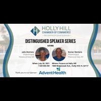 Distinguished Speaker Series: The Martens