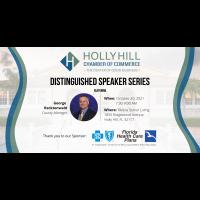 Distinguished Speaker Series: George Recktenwald