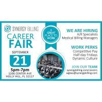 Synergy Billing Career Fair