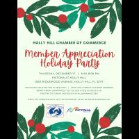 Member Appreciation Holiday Party