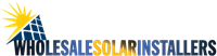 Wholesale Solar                          Installers  - Tewantin