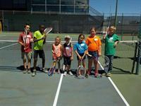 Boys and Girls Club Summer Tennis Program