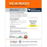 SBDC: The HR Process