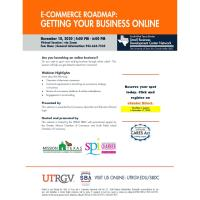 E-Commerce Roadmap: Getting Your Business Online