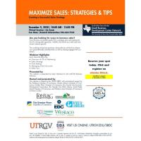 Maximize Sales: Strategies and Tips