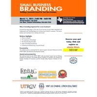 SBDC Small Business Branding