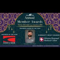Annual GMCC Member Awards Gala: A Night in Morocco