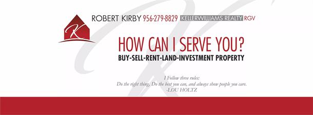 Robert Kirby Keller Williams Realty RGV