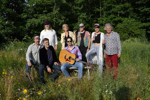 Back to the Garden: The Music of Woodstock