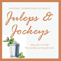 Juleps & Jockeys Derby Party