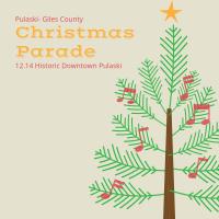 Pulaski-Giles County Christmas Parade