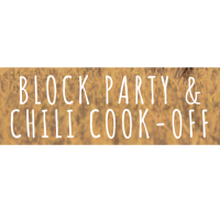 Block Party & Chili Cook-Off