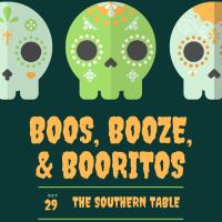 Boos, Booze, & Booritos