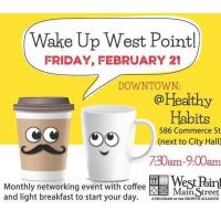 Wake Up West Point at Healthy Habits
