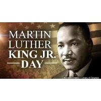Chamber CLOSED in Observance of Martin Luther King Jr. Day