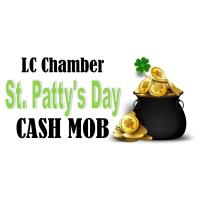 St. Patty's Cash Mob Day/County Wide