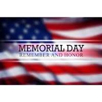 Chamber Closed in Observance of Memorial Day